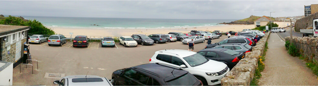 Porthmeor Short Stay
